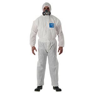 AlphaTec® 1500 Plus Coverall Medium White