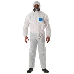 MICROGARD ชุดป้องกันสารเคมี 1500 PLUS M ขาว