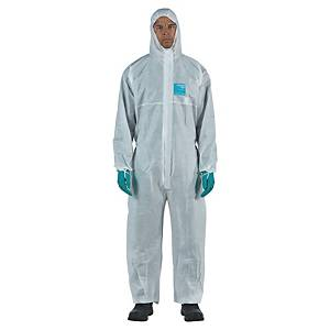 AlphaTec® 1500 Plus Coverall Large White