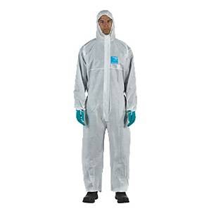 AlphaTec® 1500 Plus Coverall X-Large White