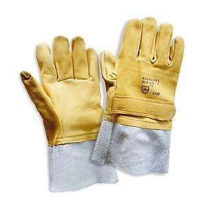 REGELTEX ถุงมือหนังสวมทับกันไฟฟ้า RGXSG FREE SIZE 1 คู่
