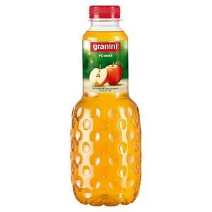 Jus de pomme Granini 1 L - pack de 6 bouteilles
