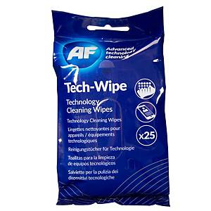 Tech-Wipes - Pack of 25
