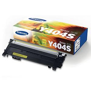 Samsung CLT-Y404S laservärikasetti keltainen