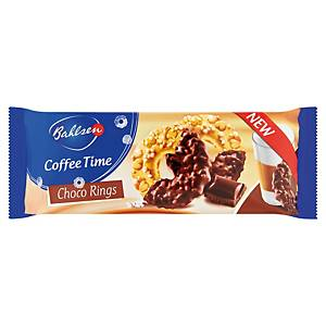 COFFEE TIME CHOCO RINGS BISCUITS 155G