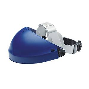 3M 82501 H8A VISOR HOLDER TURN STRAP THERMOPLASTIC BLUE
