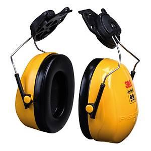 3M ที่ครอบหูลดเสียง รุ่น H9P3E ชนิดประกอบหมวกนิรภัย
