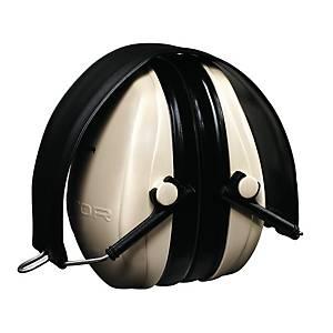 3M PELTOR OPTIME H6F/V EARMUFF HEADBAND 21dB WHITE