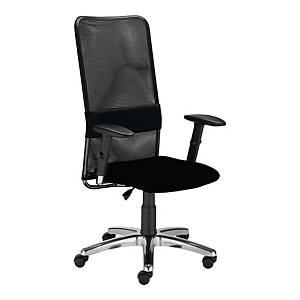 Krzesło NOWY STYL Milano, czarne