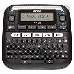 BROTHER PT-D210VP P-TOUCH MACH QWERTY
