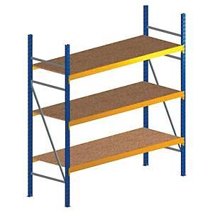 Rayonnage Provost Proprack+ - 3 niveaux - 210 x 130 x 100 cm - élément départ