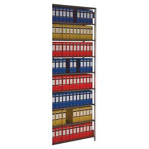 Rayonnage Provost Proclass - 8 étagères - 120 x 220 x 36,2 cm - élément suivant