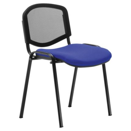 Coloris Shell Bleu Resille Chaise Empilable PiuZXwkOTl