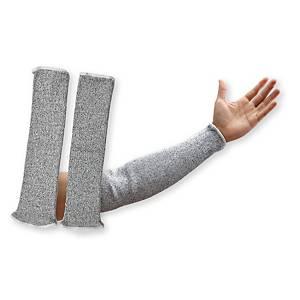 MICROTEX ปลอกแขน ACF235-512 เอชพีพีอี ยาว 16 นิ้ว เทา