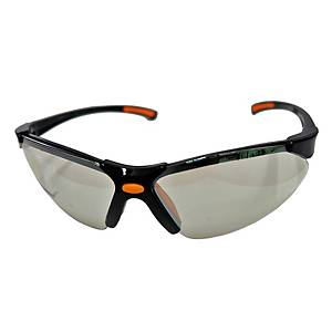 DELIGHT P620-1 SAFETY GLASSES CLEAR MIRROR