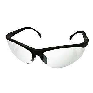 DELIGHT แว่นตานิรภัย รุ่น P9006-AF เลนส์ใส