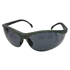 DELIGHT P9006-A-AF SAFETY GLASSES BLACK
