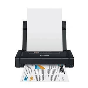 Stampante inkjet a colori Epson WorkForce WF-100W wireless portatile