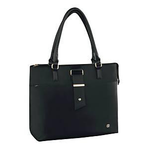 """Wenger Ana 16"""" Ladies Laptop Bag Black"""