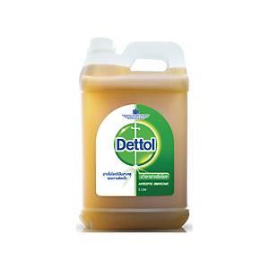 DETTOL น้ำยาฆ่าเชื้อโรค ขวด 5 ลิตร