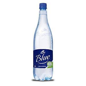 Rosport Blue light sparkling water bottle 1 l - pack of 6