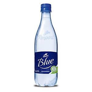 Rosport Blue light sparkling water bottle 0,5l - pack of 24