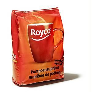 Royco pompoensoep voor automaat, 70 porties