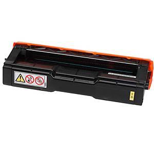 Kopier-Toner Ricoh 406106, Typ 220, Reichweite: 2.000 Seiten, gelb