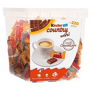 Kinder Country mini - boîte de 320