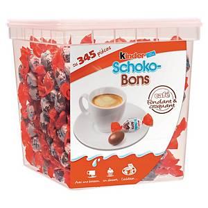 Chocolat Kinder Schoko-Bons - boîte de 345