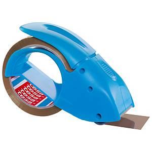Dévidoir manuel Tesa® 51112 pour ruban adhésif, bleu, la pièce