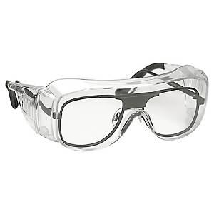 Sur-lunettes de protection Infield Visitor PC - la paire