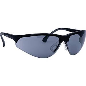 Schutzbrille Infield 9380 625 Terminator, Polycarbonat, grau