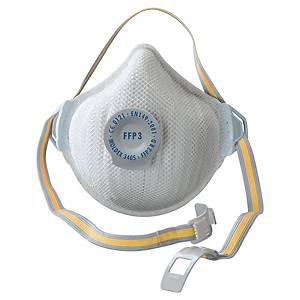 Tvarovaný respirátor s ventilem MOLDEX® Air Plus 3405, FFP3, 5 ks