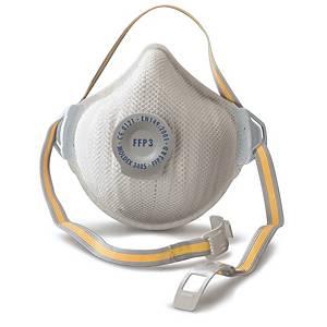 Masque à poussière jetable Moldex Air Plus 3405, FFP3, paquet de 5