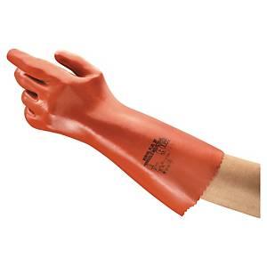 Ansell Normal Plus 35 (Comasec) chemische handschoenen, pvc, maat 9, per 12 paar