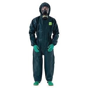 Tuta di protezione monouso Ansell Alphatec® 4000 verde tg M