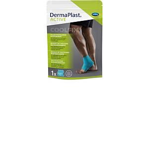 Bande de soutien refroidissante DermaPlast Active, 6 cmx4 m, bleu