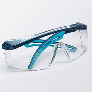Schutzbrille Uvex 9164 astrospec, Filtertyp 2C, hellblau/blau, Scheibe farblos