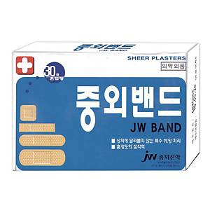 PK30 JW MIX SIZE SHEER PLASTER
