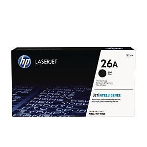 HP CF226A LASER TONER 3.1K BLACK