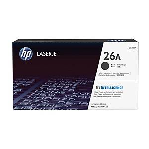 HP CF226A laser cartridge nr.26A black [3.100 pages ]