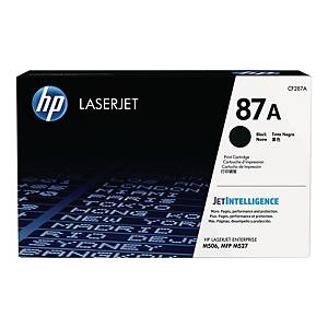 HP CF287A LASER TONER 9K BLACK