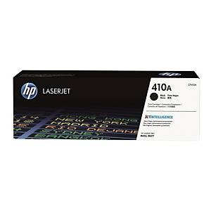 HP CF410A LaserJet Toner Cartridge (410A) - Black