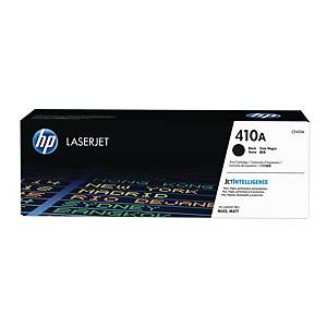 HP 410A Black Original Laserjet Toner Cartridge (CF410A)
