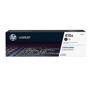 Lasertoner HP 410A CF410A, 2 300 sider, sort