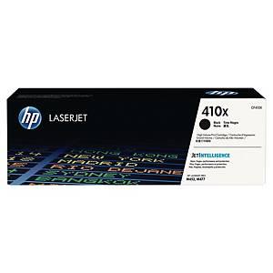 Cartouche de toner HP 410X -CF410X - noire