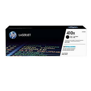 Tóner láser HP 410X - CF410X - negro