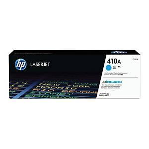 HP 410A (CF411A) Lasertoner, cyan