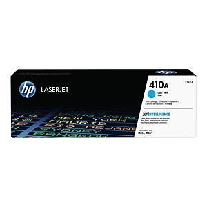 Toner HP CF411A, Reichweite: 2.300 Seiten, cyan